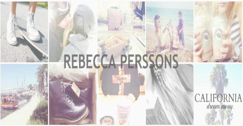 -rebecca perssons-